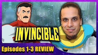 Invincible Episodes 13 REVIEW  Amazon Prime Video