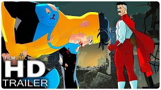 INVINCIBLE Trailer 2021