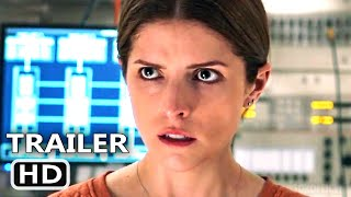 STOWAWAY Trailer 2021 Anna Kendrick SciFi Netflix Movie