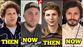 Superbad  Then and Now 2007 Vs 2021