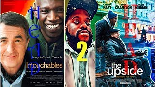 Head 2 Head Intouchables 2011 vs The Upside 2019
