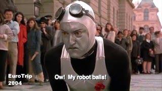EuroTrip Robot Fight