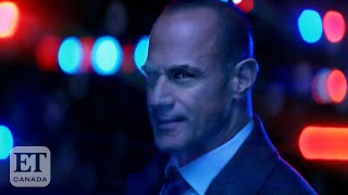 Christopher Meloni Teases Law  Order Organized Crime