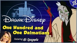 ONE HUNDRED AND ONE DALMATIANS ft Ali Spagnola Drunk Disney 38