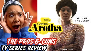 GENIUS ARETHA 2021 Is GENIUS ARETHA giving us BEAUTIFUL GOWNS  TV REVIEW