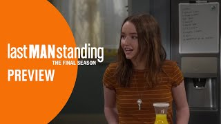 The Chicken On A Ladder  Season 9 Ep 14  LAST MAN STANDING