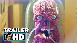 PSYCHO GOREMAN Trailer  NEW 2021 SciFi Horror Comedy Movie