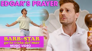 Barb  Star Go To Vista Del Mar 2021 Movie Official Music Video Edgars Prayer  Jamie Dornan