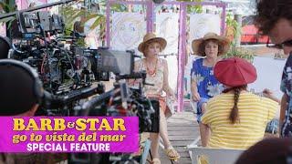 Barb  Star Go To Vista Del Mar 2021 Movie Special Feature Annie  Kristen  Kristen Wiig