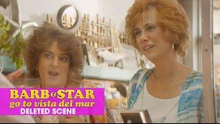 Barb  Star Go To Vista Del Mar 2021 Movie Deleted Scene  Kristen Wiig Annie Mumolo