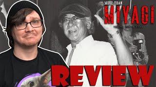 MORE THAN MIYAGI THE PAT MORITA STORY  Movie Review