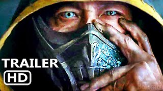 MORTAL KOMBAT Scorpion Meets SubZero Trailer NEW 2021
