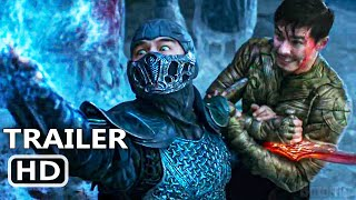 MORTAL KOMBAT SubZero VS Cole Young Trailer NEW 2021 Action Movie HD