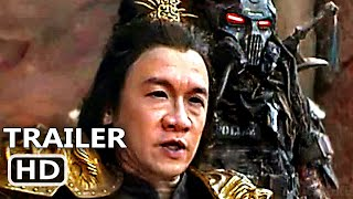 MORTAL KOMBAT Shang Tsung with Kabal Trailer NEW 2021