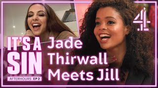 The real Jill revealed Its a Sin After Hours Official Aftershow Ep2