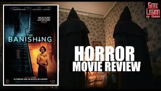 THE BANISHING  2021 Jessica Brown Findlay  Period Haunted House Horror Movie Review