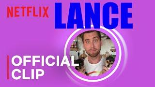 The Circle Season 2  NSYNCs Lance Bass Enters The Circle  Netflix