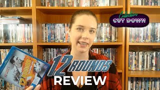 12 Rounds 2009 Movie Review  John Cena
