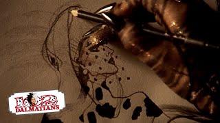 102 Dalmatians 915 Movie Scenes  The Drawing 2000 HD