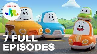 Go Go Cory Carson Season 2 FULL EPISODE 17 Compilation Netflix Jr