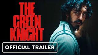 The Green Knight  Official Trailer 2021 Dev Patel Joel Edgerton