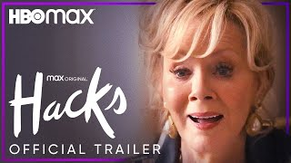 Hacks Official Trailer HBO Max