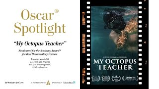 My Octopus Teacher directors Pippa Ehrlich James Reed Live 330