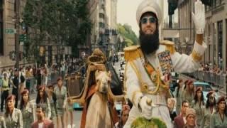 The Dictator Trailer 2012