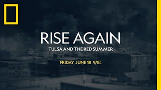 Rise Again Tulsa and the Red Summer  Trailer  National Geographic