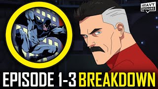 INVINCIBLE Episodes 13 Breakdown Ending Explained Review Easter Eggs Book Differences