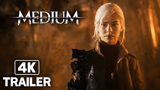 THE MEDIUM Live Action Trailer 2021 4K