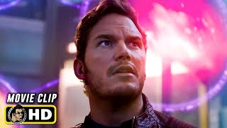 GUARDIANS OF THE GALAXY Clip  Infinity Stones 2014 Marvel