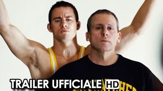 Foxcatcher Trailer Ufficiale Italiano 2015 Channing Tatum Steve Carrell HD