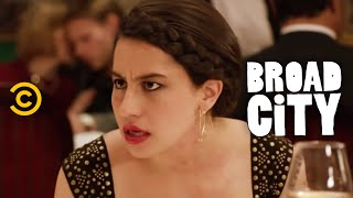 Broad City Taking a Breather