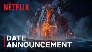 Trollhunters Rise of the Titans Guillermo del Toro Date Announcement Netflix