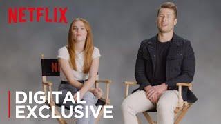 Set It Up Zoey Deutch and Glen Powell Play Horrible Bosses True or False Netflix