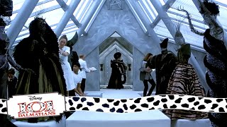 The House Of De Vil  115 Movie Scenes  101 Dalmatians 1996 HD