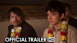 Ten Thousand Saints Official Trailer 2015  Asa Butterfield Hailee Steinfeld HD