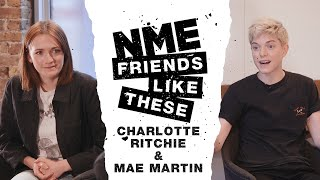 Feel Good stars Charlotte Ritchie and Mae Martin Friends Like These