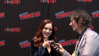 Madison Davenport talks Meredith in Hulus Reprisal Interview