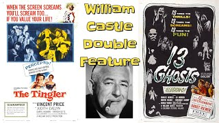 The Tingler  13 Ghosts  A William Castle Double Feature Review