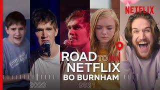 Bo Burnhams Career So Far From YouTube To Hollywood To Inside on Netflix