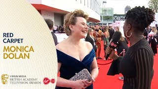 Monica Dolan Speaks About Her Nomination for Supporting Actress BAFTA TV Awards 2019