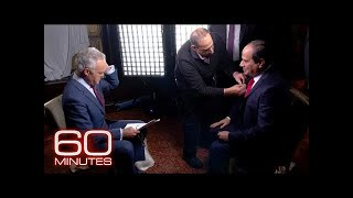 How Egypt tried to kill a 60 Minutes interview