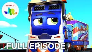 Liza Live Mighty Express FULL EPISODE Netflix Jr