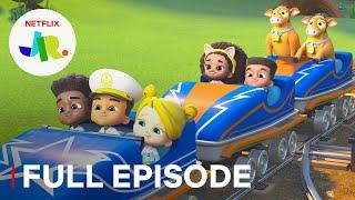 Let it Ride Mighty Express FULL EPISODE Netflix Jr