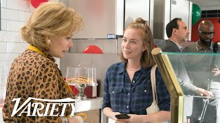 How Insulting Jean Smart Led Hannah Einbinder to Book Hacks