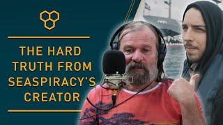 An Honest Talk With Seaspiracys Ali Tabrizi The Wim Hof Podcast