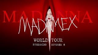 Madonna MADAME X TOUR Official Trailer Remastered UHD2160p 4K