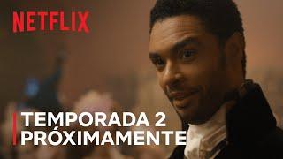 Bridgerton Anuncio de la temporada 2 Netflix